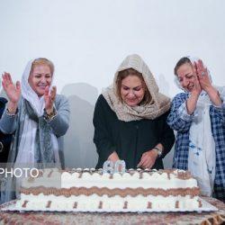 عکس های جذاب و دیدنی از تولد ۶۰ سالگی مهرانه مهین ترابی با حضور هنرمندان