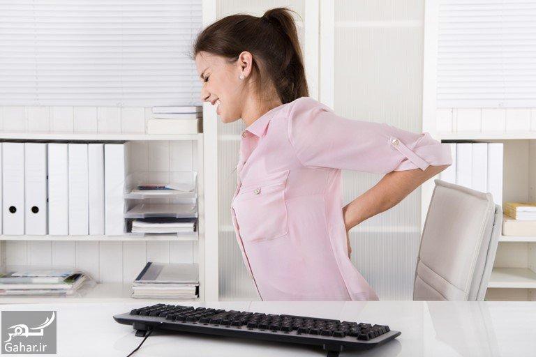 Back Pain بهترین راه های حفظ سلامت ستون فقرات
