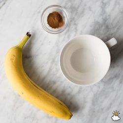 چای موز و دارچین / خواص و طرز تهیه