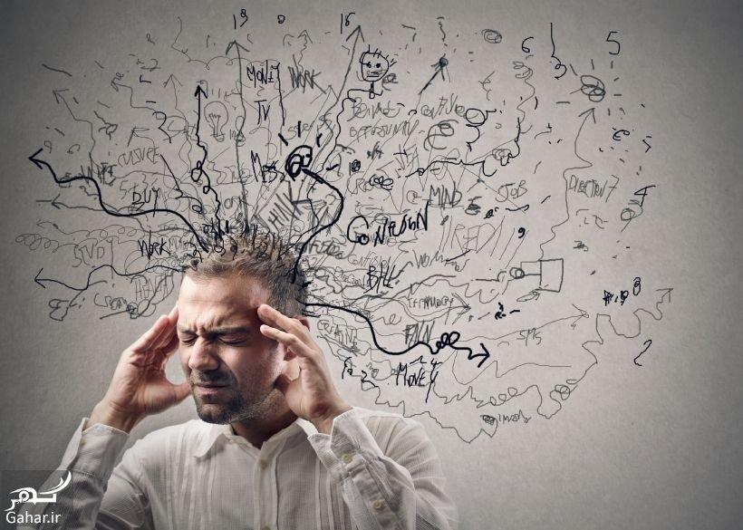 Mental noise راهکارهای کنترل درگیری ذهنی