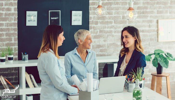 Stay Active in the Office آموزش روش های داشتن تحرک در کارهای پشت میزی