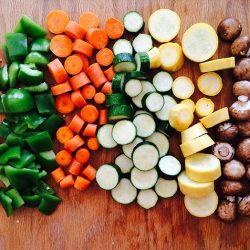 آموزش روش صحیح پخت سبزیجات