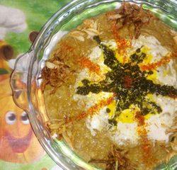 طرز تهیه بزقرمه خورش ایرانی