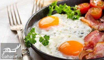 eggs2 مصرف تخم مرغ و اتفاقاتی که در بدن می افتد