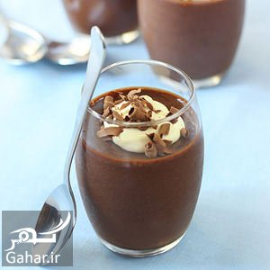 gahar23mordad96 10 طرز تهیه پودینگ شکلات متفاوت