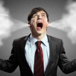 کنترل خشم و روش های آن