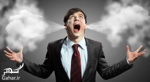 gahar27mordad 6 کنترل خشم و روش های آن