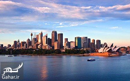 راهنمای کامل سفر به استرالیا, جدید 99 -گهر