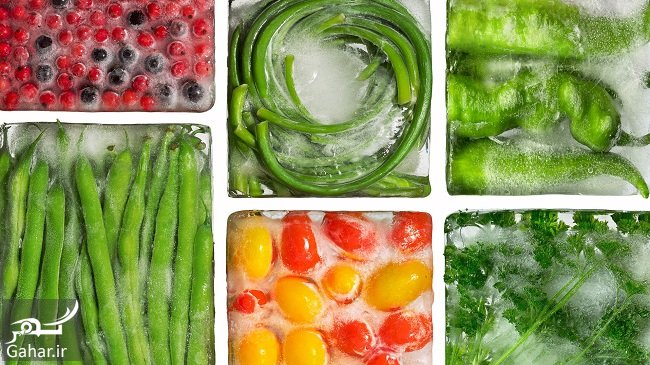 ۴ دلیل برای خرید و استفاده میوه و سبزیجات منجمد, جدید 1400 -گهر