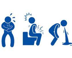 نشانه های مسمویت غذایی و درمان