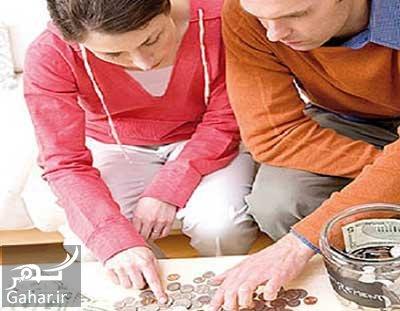 za4 3887 راهنمای تقسیم هزینه های زندگی با همسر
