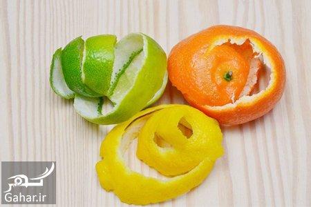 خواص پوست میوه ها خواص پوست میوه ها و سبزیجات چیست؟