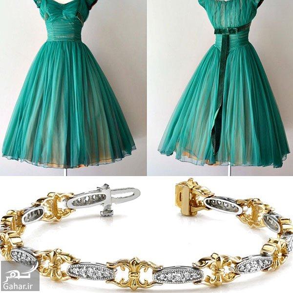 07 راهنمای ست کردن لباس و جواهرات