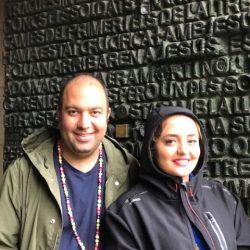 تصاویر / تفریحات شخصی نرگس محمدی و همسرش در اسپانیا