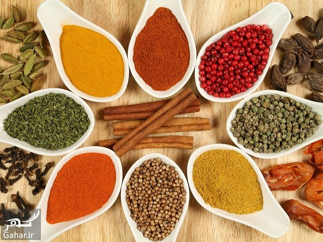 Spice1 مفیدترین ادویه ها برای سلامت بدن کدامند؟