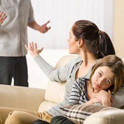 کنترل خشم در مقابل کودکان چگونه؟
