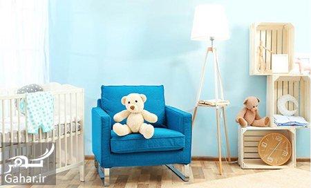 baby1 room1 راهنمای کاربرد فنگ شویی در اتاق نوزاد