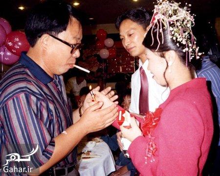 chinese7 سیگار کشیدن رسم چینی ها در عروسی