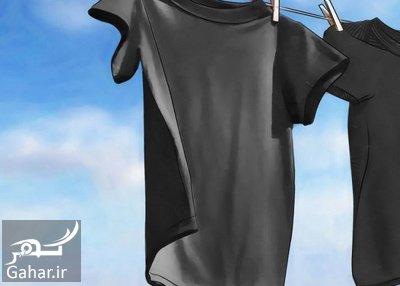 dressup1 black dress1 روش خانگی برای نو کردن لباس های رنگ و رو رفته