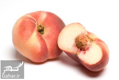 figural1 peach properties1 آشنایی با خواص و مضرات هلو انجیری