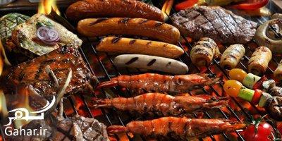 grilling2 healthy food1 گریل کردن بهترین و سالم ترین روش پخت غذا است؟