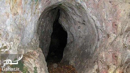 ir3884 آشنایی با غار سم ؛ غار ترسناک ایران