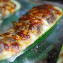 دستور پخت دلمه کدو ایتالیایی