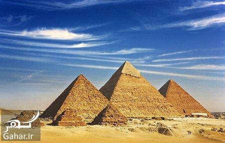 solve mysteries giza1 pyramid1 راه حل معمای هرم جیزه