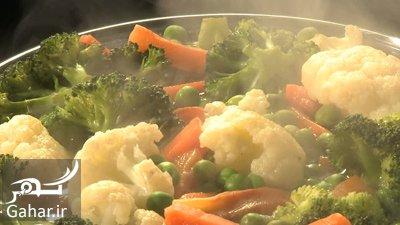 steam2 food1 بخارپز کردن غذا با روش ساده