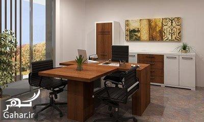 table office furniture22 راهنمای انتخاب و خرید میز اداری