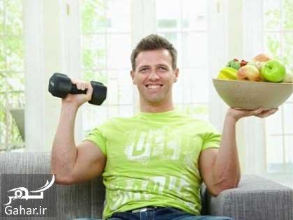 va4 536 معرفی انواع میوه برای عضله سازی