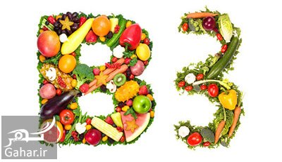 vitaminab3 نیاز بدن به ویتامین B3 چقدر است؟