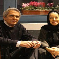عکس/ عاشقانه فرخ نعمتی و همسرش در چهل و چهارمین سالگرد ازدواج شان