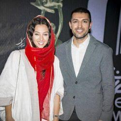 جشن تولد دونفره اشکان خطیبی و همسرش آناهیتا درگاهی در فرانسه