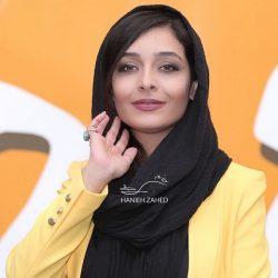 عکسهای جشن تولد ساره بیات با حضور رضا قوچان نژاد در حاشیه اکران فیلم زرد