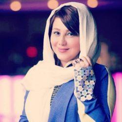 عکس سلفی علی کریمی و بهنوش بختیاری