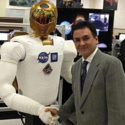 مصاحبه با فیروز نادری معروف ترین فرد ایرانی در ناسا
