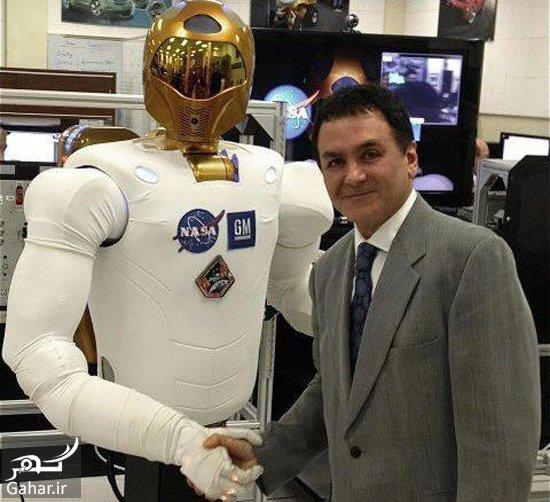 96 07 12enew1210 مصاحبه با فیروز نادری معروف ترین فرد ایرانی در ناسا