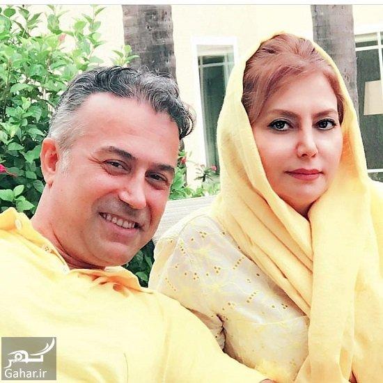 Insta danyal hakimi عکس جدید دانیال حکیمی در کنار همسرش