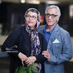 عکس مسعود رایگان و همسرش رویا تیموریان و دخترشان دنیا مدنی
