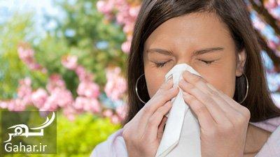 antihistamines1 مواد طبیعی برای درمان آلرژی فصلی