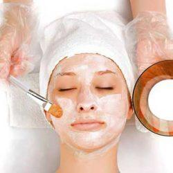 شفاف شدن پوست با ماسک خانگی