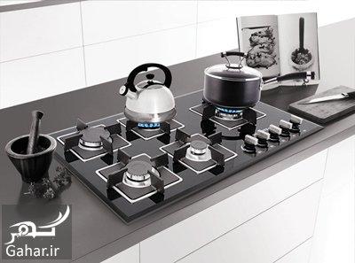 cleaning1 glass2 stove2 آموزش تمیز کردن گاز شیشه ای و برق انداختن آن