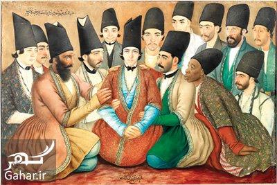 hat4 تاریخچه کلاه در ایران باستان