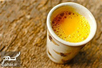 hee1043 خواص چای زردچوبه برای درمان بیماری ها