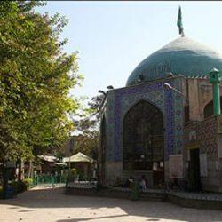 آشنایی با امامزاده عبدالله شهر ری