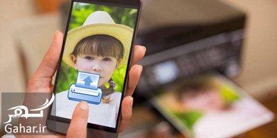 راهنما و آموزش پرینت عکس های موبایل, جدید 1400 -گهر