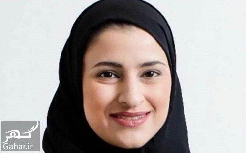 sareh amiri دختر ایرانی که در امارات وزیر شد / عکس  و بیوگرافی ساره امیری