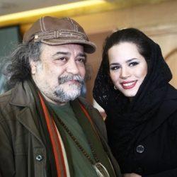 عکس محمدرضا شریفی نیا در رستوران خانم بازیگر
