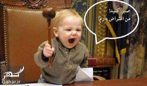 Untitled اختلاف خانوادگی که قاضی و حاضران را خنداند!